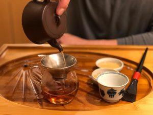 pha trà giảm cân
