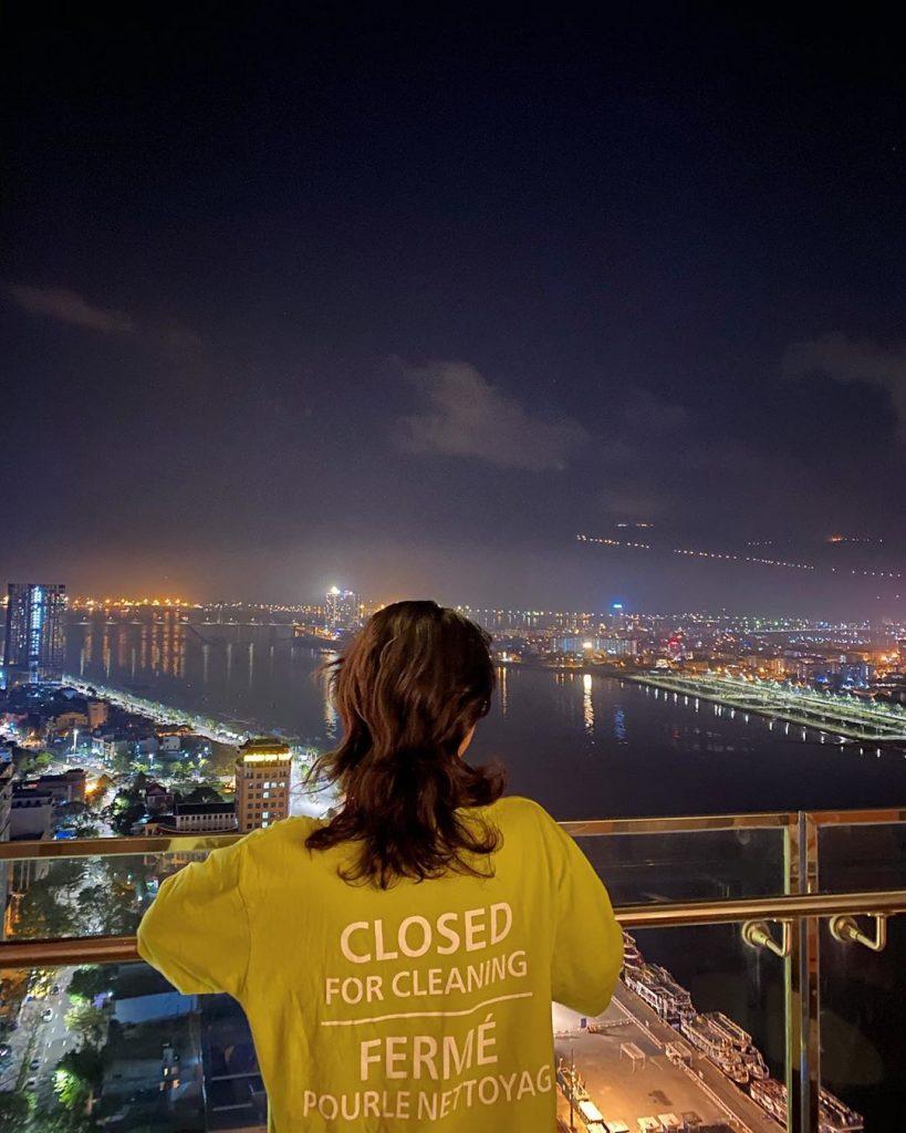 Khách sạn Đà Nẵng về đêm